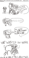An Hour And a Half ( Based on their vid Saw ) by 1WebRainbowe1