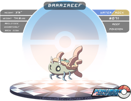 #071: Barrireef by Lanmana