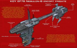 Nebulon-B escort frigate tech readout [2][New] by unusualsuspex