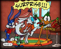 Surprise Part 2 by syke-ink