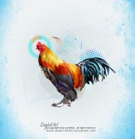 Rooster by salam1364m