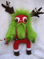 Yeti Clause by dingogirl66