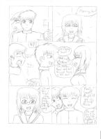 Page 4, 1st Period by ouranshadow