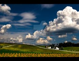 amish country 3 by BillyRWebb