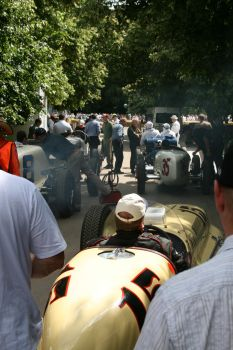 Goodwood Festival of Speed 2011 - Rat Run by JimChuD