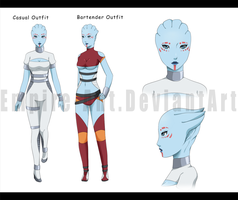 Llithya's Reference by Empire-Ant