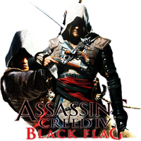 Assassin Creed IV -BlackFlag by RajivCR7