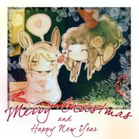 Happy Christams by yui-tohma