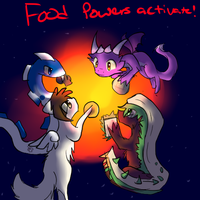 :COLLAB: Fantastic 4 by Darkstar-The-Great