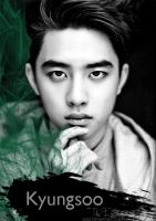Kyung edit by The-Rmickey