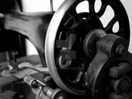 old machinery by oprik