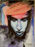 Marilyn Manson. Coronation II by susannavaris