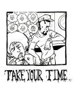Take Your Time by ZombieHipHopHex