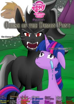 Curse of the Demon Pony by nigel5469