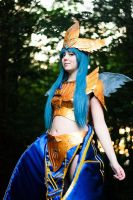 Goddess of Life - Avatar of Dwayna Cosplay by Mitternachto
