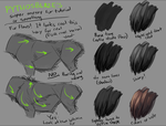 shoddy fur tutorial by Pythosblaze