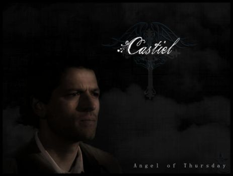 Castiel Wallpaper 2 by Castiel7