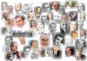 Broadway Background by hameat