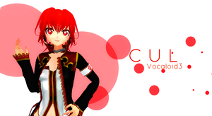 MMD Challange - Day 3 ::Happy Birthday CUL:: by Zero09Ike