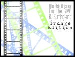 Filmstrip Brushes - Grunge by surfing-ant