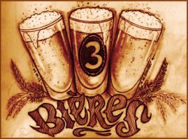 3 Bieres by Insanemoe