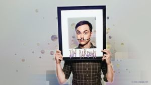 Jim Parsons - Wallpaper 02 by Dead-Standing-Tree