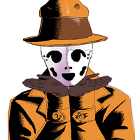 RORSCHACH IS MY BISHOUNEN by sweet-pea-soup