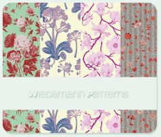 wiedemann patterns by ZeBiii