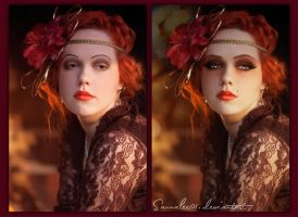 Solitude Before and After by Sannalee01
