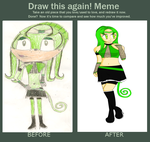 Draw This Again! - Caira by xDreamDaze000