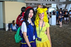 Otakon 2014 - I Choose You by VideoGameStupid