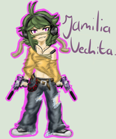 Jamilia Vechita. IN URBAN STYLE by TickingGears