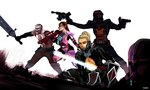SWTOR Commission by student-yuuto