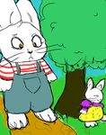 Max and Ruby Doodle Request by Jazeki