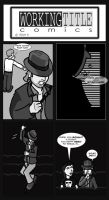 Raiders of Theater 15 by HappinessComics