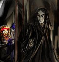 A Terrible Mistake by Vizen by HogwartsArt