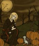 Conference with the Pumpkins by theLostSindar