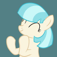 Coco-Pommel clap by BronyXceed