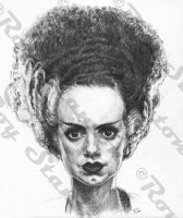 Bride of Frankenstein by RoyStanton