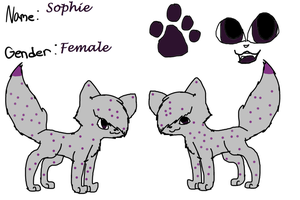 Sophie Ref by ToxicSkullie027