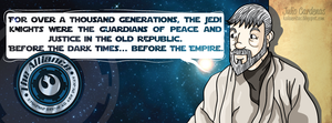 Old Ben facebook banner by ViciousJulious