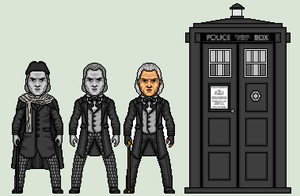 The 1st Doctor by Stuart1001