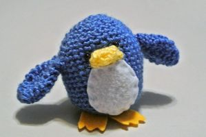 Penguin by LucieG-Stock