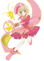cardcaptor sakura version 2 by kntfan010
