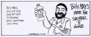 BILLY MAYS HERE by RABBI-TOM