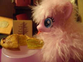 Fluffle Puff with Apple pie by hammer42