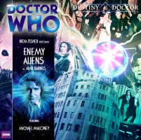 Destiny of the Doctor 8: Enemy Aliens by spanishyoda