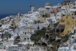 View on Oia - Santorini by ReneHaan