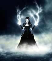 Lady of Thunders. by Shadow-of-Nemo