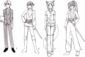 Adoptables Male 2 -Open 3- by Midnyte-Wolff